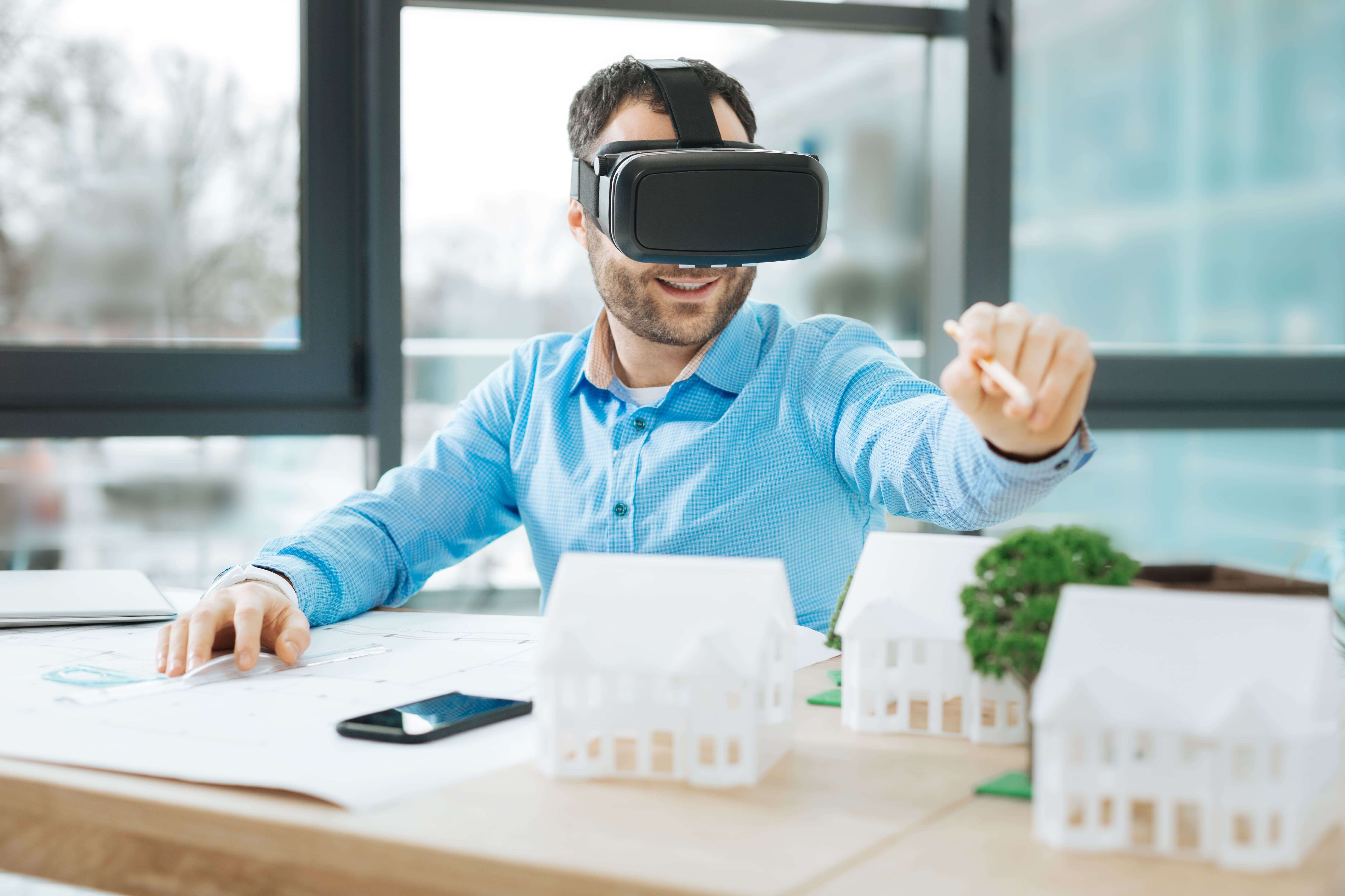 How to Effectively Use VR Technology When Selling a Home