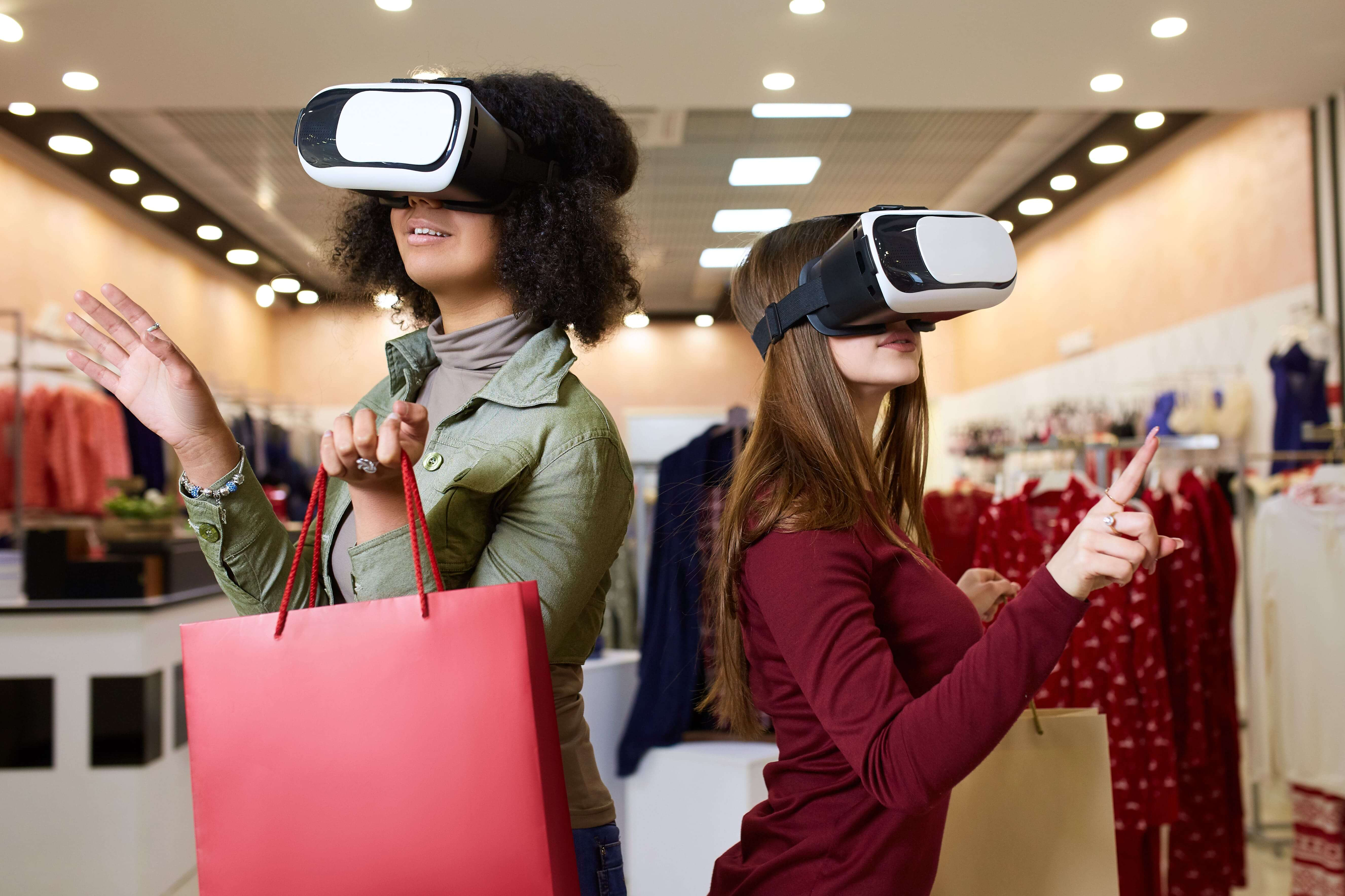 How Virtual Reality Technology Can Give Customers In-Store Experience at Home