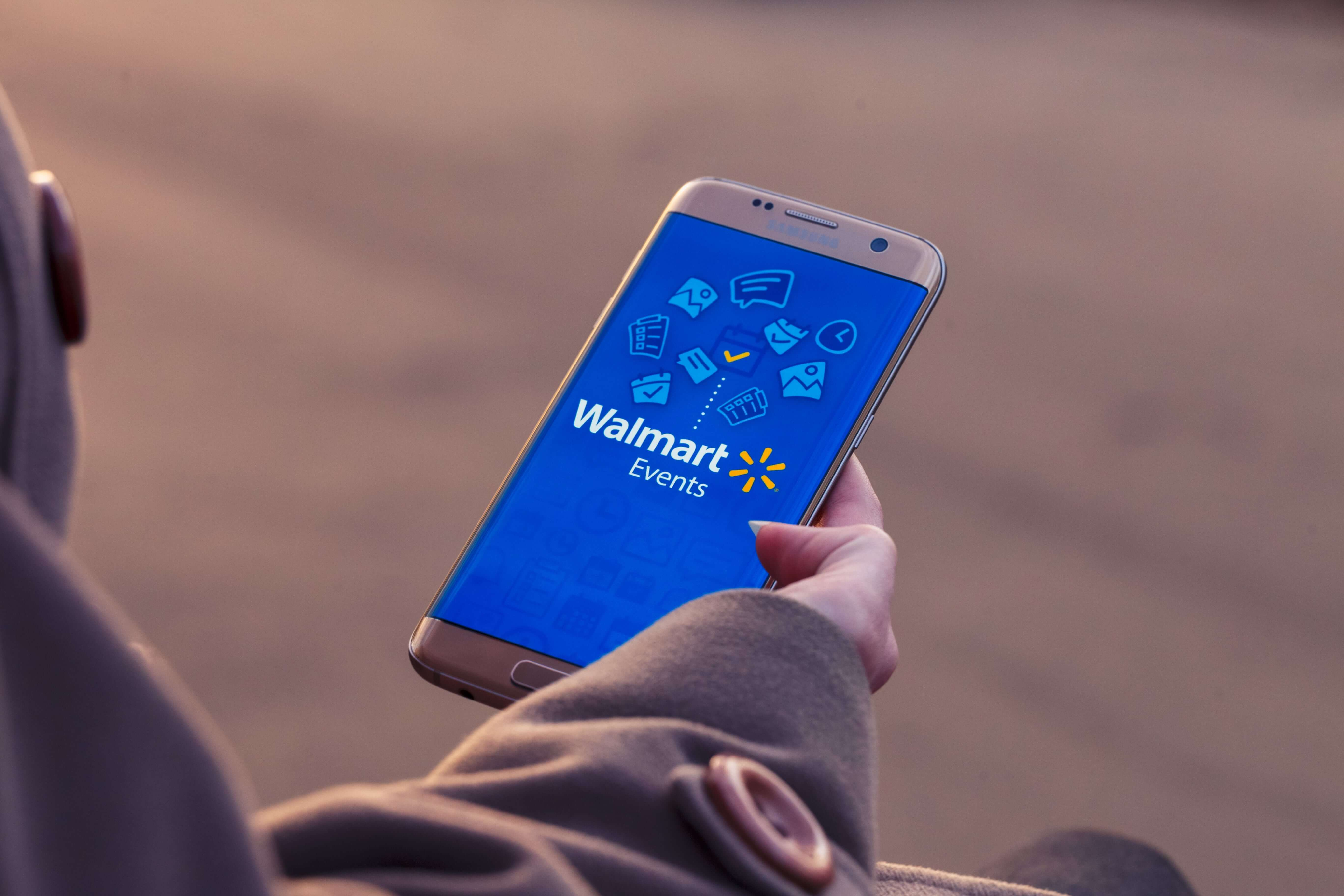 Walmart Revamps App To Bolster The In-Store Experience