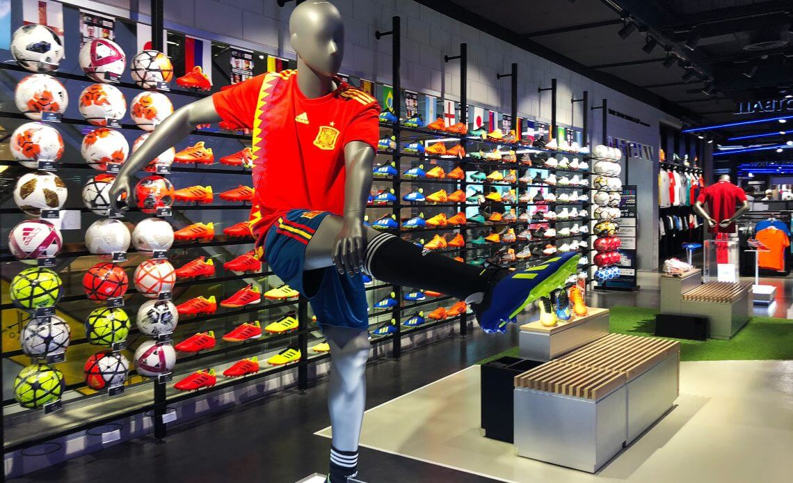 Adidas In-Store Experience