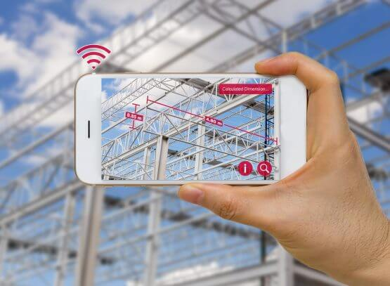 augmented reality in Construction