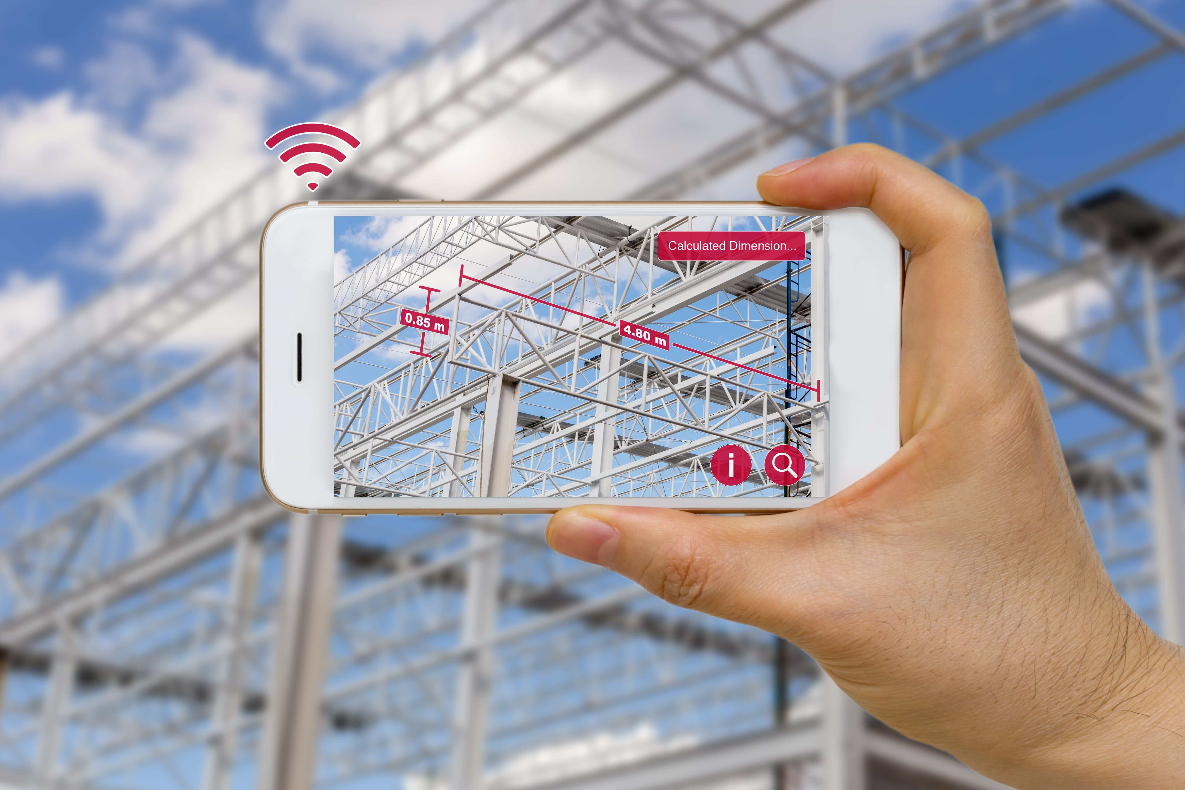 How The Construction Business Is Using AR Technology In Every Project