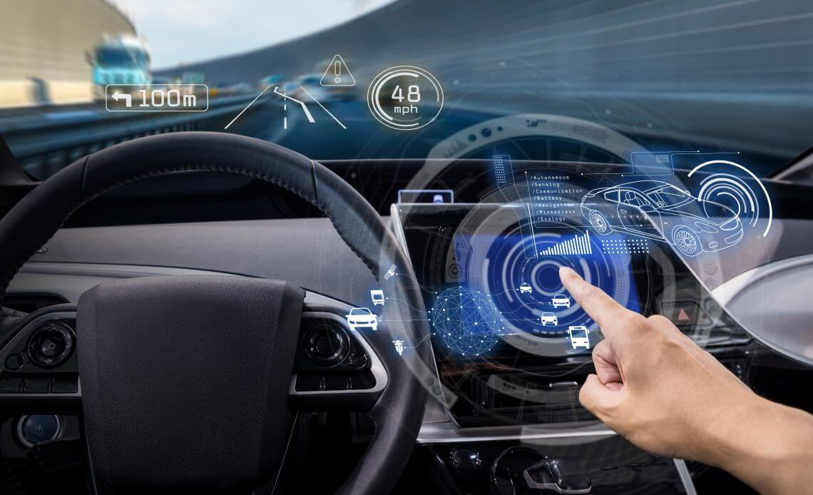 computer vision self driving cars