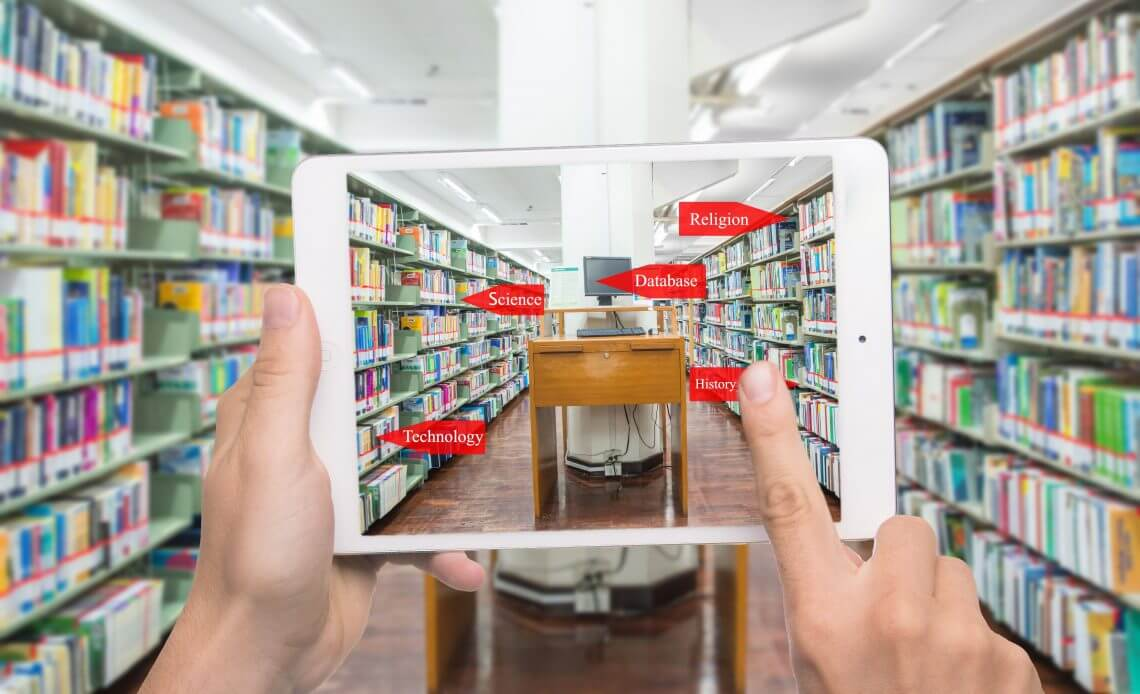 Augmented Reality the future of education