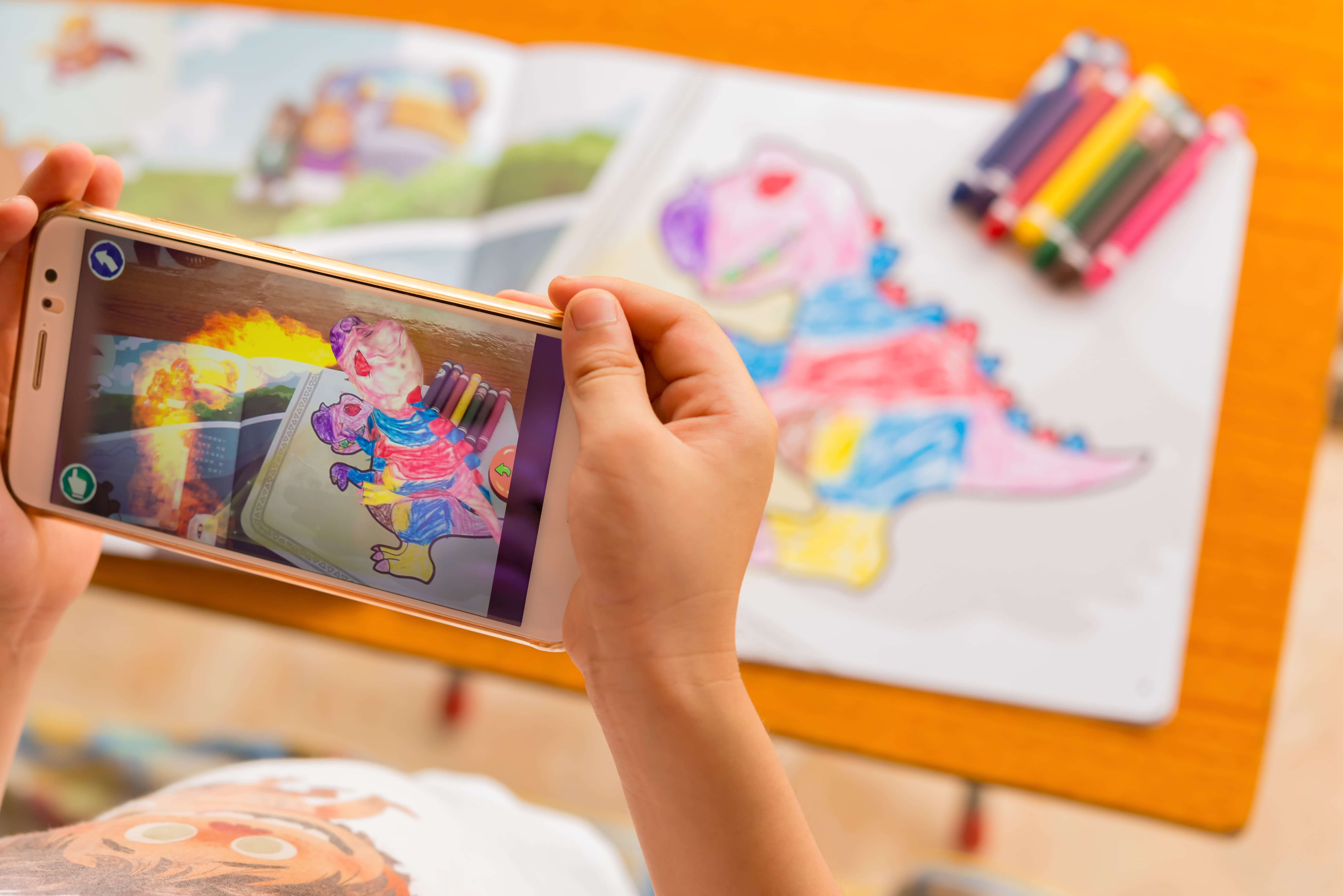 5 Times AR Technology Brought Print Campaigns To Life - EvolveAR