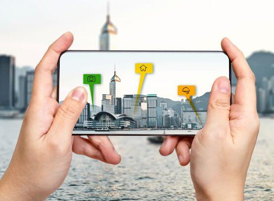 AR In travel and tourism