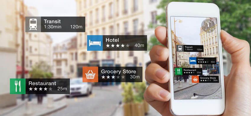 Transforming Hospitality Industry With AR One Step At A Time