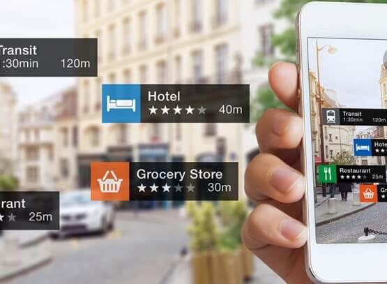 Hospitality Industry With AR