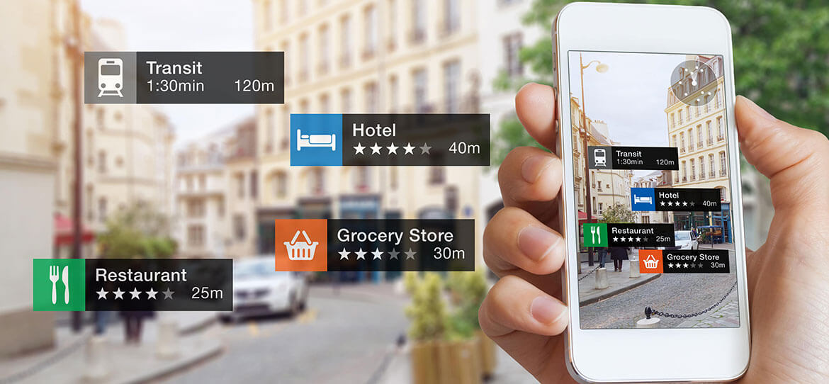 Hospitality Industry With AR