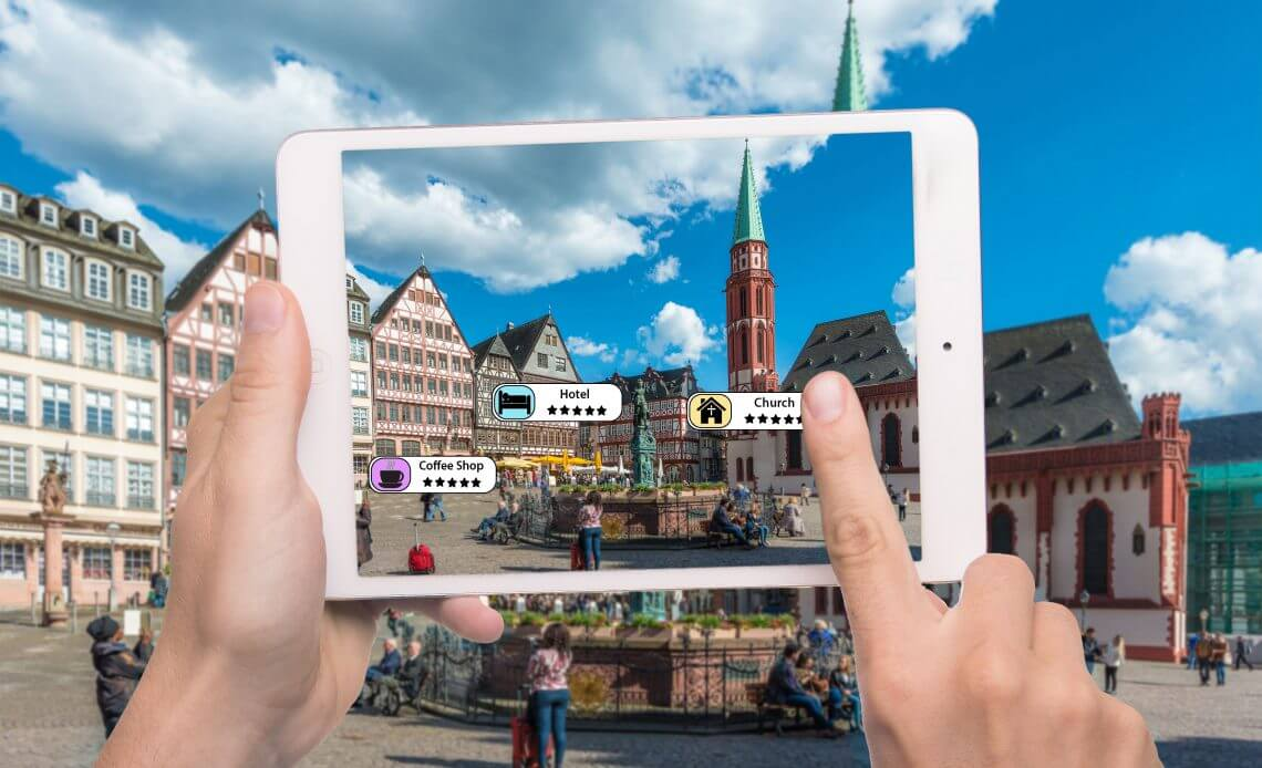 Will AR Technology Change How You Travel?